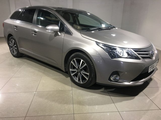 View our 2015 64 TOYOTA AVENSIS 2.0 D-4D ICON 5d 124 BHP
