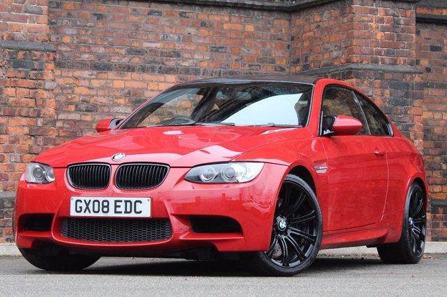 2008 08 BMW M3 4.0 V8 2dr