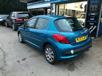 USED 2007 57 PEUGEOT 207 1.4 MPLAY 5d 73 BHP