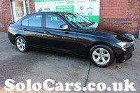 2013 BMW 3 SERIES 2.0 320D EFFICIENTDYNAMICS 4d 161 BHP £10299.00