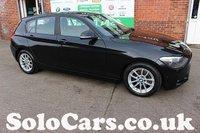 2012 BMW 1 SERIES 1.6 116D EFFICIENTDYNAMICS 5d 114 BHP £9199.00