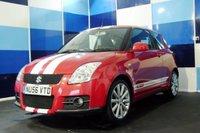 2006 SUZUKI SWIFT 1.6 SPORT 3d 124 BHP £2295.00