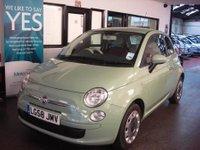 2008 FIAT 500 1.2 POP 3d 69 BHP £4495.00