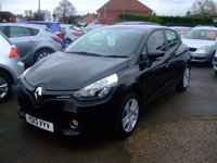2013 RENAULT CLIO 0.9 EXPRESSION PLUS ENERGY TCE S/S 5d 90 BHP £7499.00