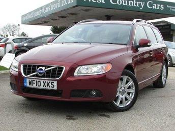 2010 VOLVO V70 2.4 D SE LUX 5d AUTO 175 BHP £12500.00