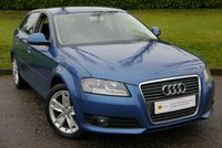 USED 2010 59 AUDI A3 1.6 MPI SPORT 5d 101 BHP GREAT VALUE FAMILY HATCH*** ASK ABOUT FINANCE
