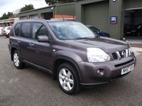 2008 NISSAN X-TRAIL 2.0 SPORT EXPEDITION DCI 5d 148 BHP £7000.00