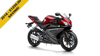 View our YAMAHA YZF R125 ABS