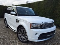 2012 LAND ROVER RANGE ROVER SPORT 3.0 SDV6 AUTOBIOGRAPHY SPORT 5d AUTO 255 BHP £30995.00