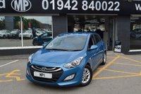 USED 2015 64 HYUNDAI I30 1.6 ACTIVE BLUE DRIVE CRDI 5d 109 BHP 5Y WRNTY.£OTAX