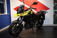 USED 2018 SUZUKI DL 250 V-STROM, PEARL NUCLEAR BLACK/SOLID DAZZLING  COOL YELLOW, NOW IN OUR SUPERSTORE