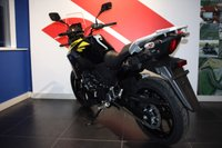 USED 2017 SUZUKI V-STROM 250 250 V-STROM, PEARL NUCLEAR BLACK/SOLID DAZZLING  COOL YELLOW, NOW IN OUR SUPERSTORE
