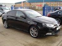 2011 MG 6 1.8 TSE MAGNETTE 5d 160 BHP  MOT SERVICE WARRANTY £4950.00