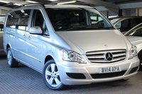 USED 2014 14 MERCEDES-BENZ VIANO 2.1 AMBIENTE CDI BLUEEFFICENCY 5d 163 BHP
