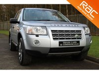 USED 2008 08 LAND ROVER FREELANDER 2 2.2 TD4 GS 5d 159 BHP A LOVELY CONDITION CAR WITH AN EXCELLENT SERVICE HISTORY!!!