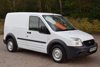 2012 FORD TRANSIT CONNECT 1.8 T200 LR 1d 74 BHP £4950.00