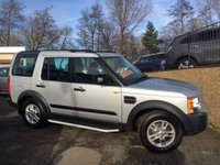 2006 LAND ROVER DISCOVERY 2.7 3 TDV6 5 SEATS 5d 188 BHP £6495.00