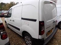 2014 PEUGEOT PARTNER 1.6TD S L1 (92) 850 Refrigerated Van £5295.00