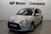 USED 2010 60 CITROEN C3 1.4 VTR PLUS HDI 5d 68 BHP SPORTS HB, 1 FORMER, 48-000m SH, £30y TAX,