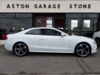 USED 2015 15 AUDI A5 2.0 TDI S LINE COUPE 177 BHP **PANORAMIC ROOF** ** PANORAMIC ROOF * LEATHER * NAV **