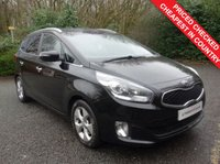 USED 2013 63 KIA CARENS 1.7 2 ECODYNAMICS CRDI 5d 114 BHP