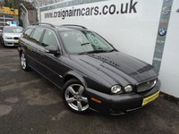 USED 2008 58 JAGUAR X-TYPE 2.2 SE 5d 155 BHP New Clutch And Dual Mass Flywheel Just Fitted