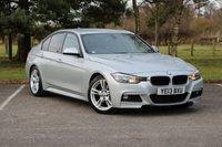 2013 BMW 3 SERIES 2.0 320D M SPORT 4d AUTO 181 BHP £14940.00