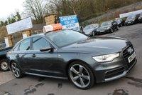 2012 AUDI A6 2.0 TDI S LINE 4d AUTO 175 BHP £13750.00