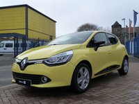 USED 2013 RENAULT CLIO 1.1 DYNAMIQUE MEDIANAV 5d  BLUETOOTH ~ FULL HISTORY ~ AIR CON ~ SATNAV ~ CRUISE CONTROL