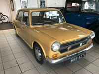 1972 AUSTIN 1300 1.3 BASE/VANDEN PLAS 4d  £3995.00