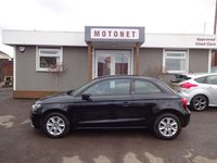 2011 AUDI A1 1.6 TDI SE 3DR DIESEL HATCHBACK - £0 TAX PER YEAR £SOLD