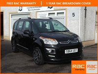 USED 2014 64 CITROEN C3 PICASSO 1.6 PICASSO SELECTION HDI 5d 91 BHP low Mileage Just £20 a Year Road Tax