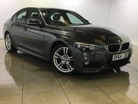 USED 2014 64 BMW 3 SERIES 3.0 330D M SPORT 4d AUTO 255 BHP Huge Spec/One Owner From New