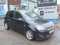 USED 2007 07 FORD FIESTA 1.6 GHIA 5 DOOR HATCHBACK, ONLY 67000 MILES FULL 12 MONTHS MOT