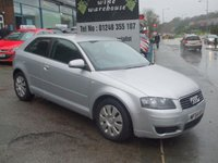 USED 2004 54 AUDI A3 1.6 SPECIAL EDITION 3 DOOR