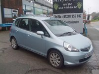 2006 HONDA JAZZ 1.4 SE 5 DOOR HATCHBACK £2295.00