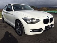 USED 2015 15 BMW 1 SERIES 116D SPORT