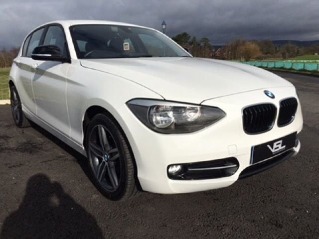2015 15 BMW 1 SERIES 116D SPORT