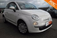 2009 FIAT 500 1.2 POP 3d 69 BHP Dualogic auto £SOLD