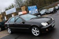 2007 MERCEDES-BENZ C CLASS 2.1 C200 CDI AVANTGARDE SE 4d AUTO 121 BHP £SOLD