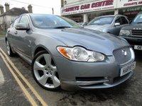 2008 JAGUAR XF 4.2 S V8 4d AUTO 416 BHP £10495.00