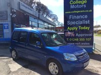 USED 2006 56 CITROEN BERLINGO 2.0HDI DESIRE MULTISPACE,100000 miles FULL 12 MONTHS MOT