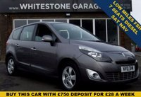 USED 2010 10 RENAULT GRAND SCENIC 1.9 DYNAMIQUE TOMTOM DCI 5d 129 BHP 7 SEATER DIESEL SAT NAV