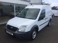 2012 FORD TRANSIT CONNECT T2301.8 TDCi 90 LWB HIGH ROOF  £6495.00