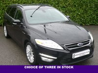 2013 FORD MONDEO