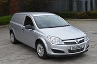 USED 2010 10 VAUXHALL ASTRA 1.4 CLUB P 3d 90 BHP PETROL/LPG  MANUAL CAR DERIVED VAN  ONE OWNER,FULL SERVICE HISTORY