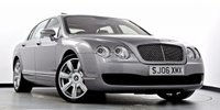 USED 2006 06 BENTLEY CONTINENTAL FLYING SPUR 6.0 W12 4dr Auto *12 Bentley Stamps, 2 Owners*