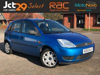 USED 2005 05 FORD FIESTA 1.4 STYLE TDCI 5d 68 BHP