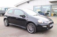 2013 FIAT PUNTO 1.4 JET BLACK 3d 77 BHP £4995.00