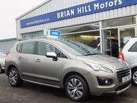 USED 2014 14 PEUGEOT 3008 1.6 HDI ACTIVE 5d  (New model)